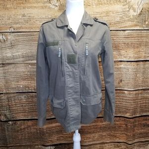 Joe Browns Military Cuban Revolution Jacket M/L